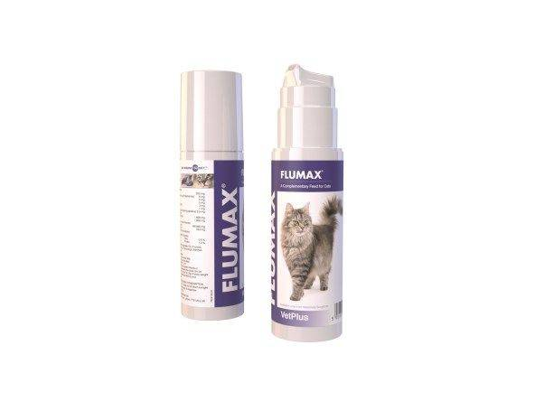 Flumax Voies respiratoires Vetplus Chat 150 ml