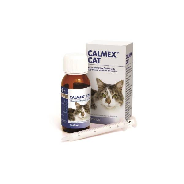 Vetplus Calmex Cat Calmant Chat Vetplus 60 ml