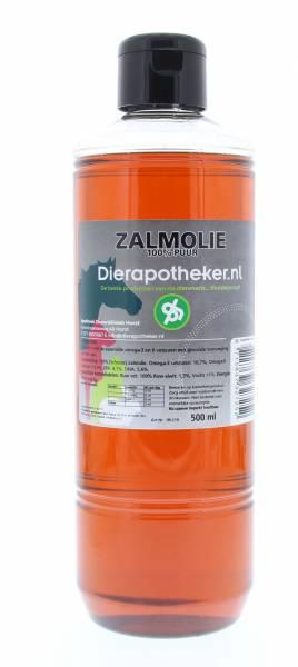 Dierapotheker.nl Huile de saumon