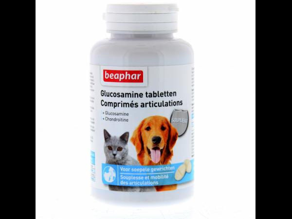 Beaphar Glucosamine 60 Comprimés Articulations