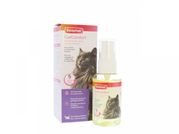 Beaphar Cat Comfort Spray Calmant
