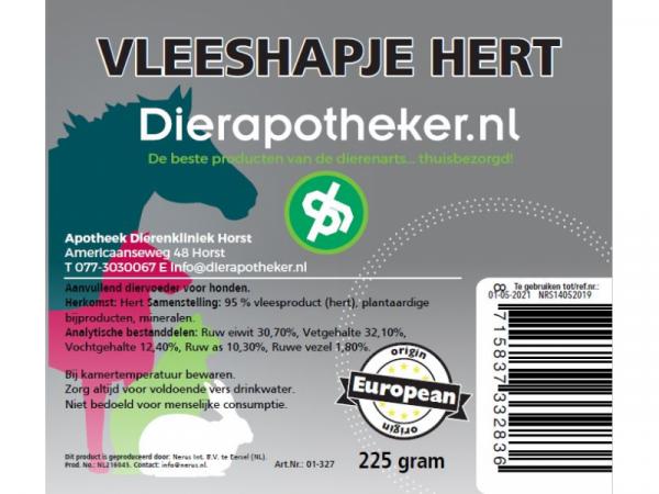 Dierapotheker.nl Bouchée Viande