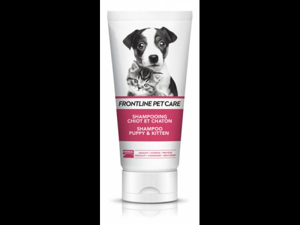 Frontline Pet Care Shampoo Chiot Chaton 200Ml Boehringer Ingelheim