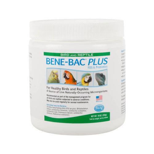 Bene-Bac Plus Oiseau et Reptile 285 grammes