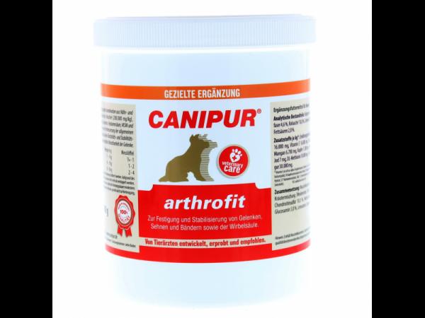 Canipur Arthrofit 500 g Granulés