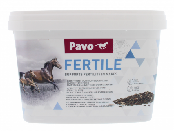Pavo Fertile Cheval 3 kg