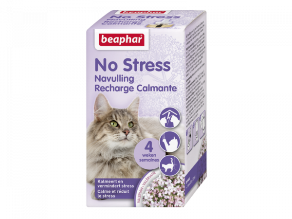 Beaphar No Stress Recharge Chat
