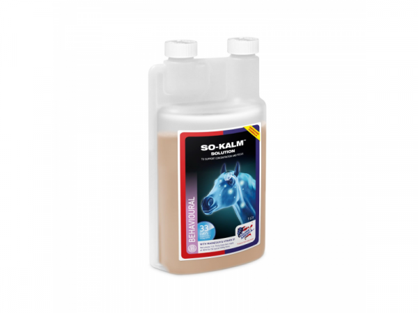 So Kalm Solution Equine America 1 litre