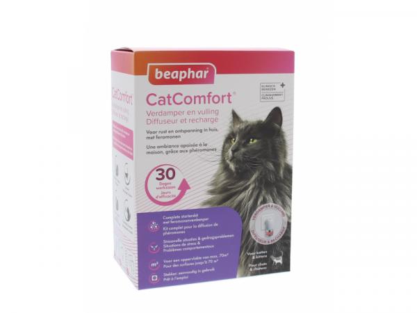 Beaphar Cat Comfort Diffuseur et Recharge