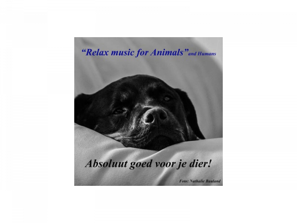 Relax music for animals - cd pour Animaux