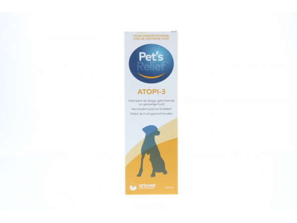 Pet's Relief Atopi-3 200 ml