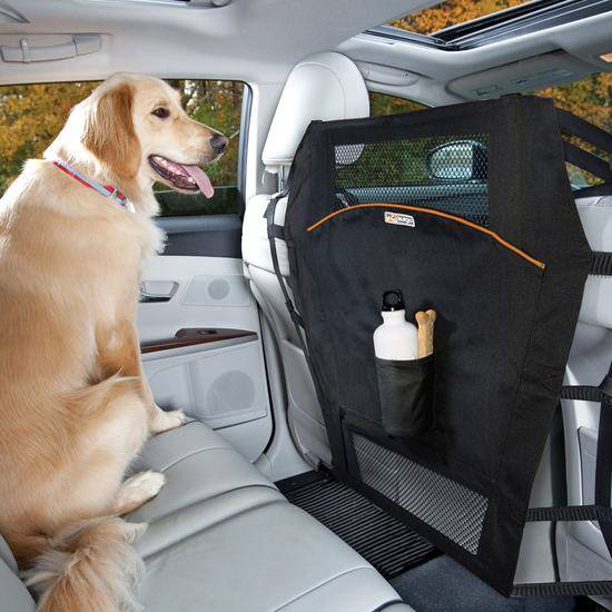 Kurgo Backseat Barrier Voiture Chien