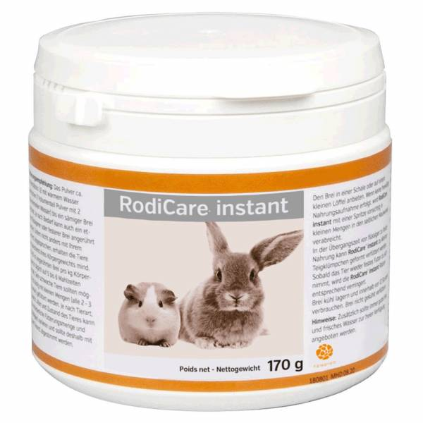 Rodicare Instant Lapin Nain Cochon d'Inde 170 grammes