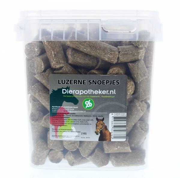 Luzerne Bonbons Cheval Dierapotheker.nl 2 kg