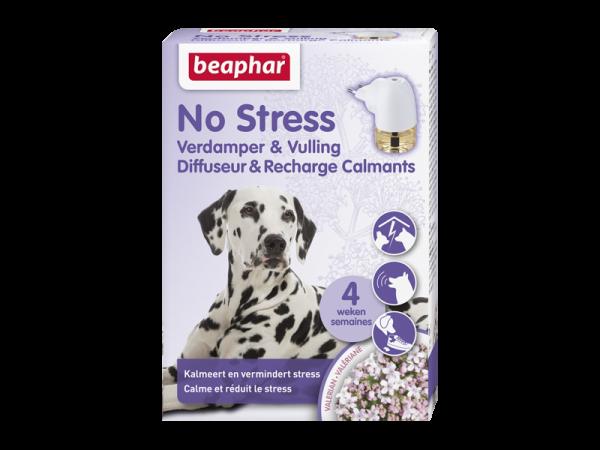 Beaphar No Stress Diffuseur et Recharge chien