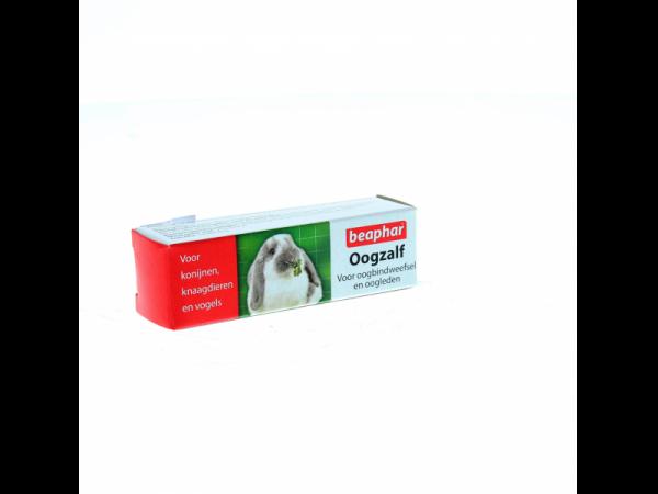 Beaphar Pommade oculaire Lapin Rongeur Oiseau 5 ml