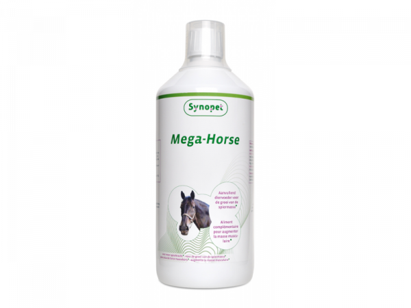 Synopet Cheval Mega Horse Muscles 1000 ml