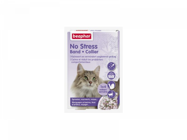 Beaphar No Stress Collier Chat