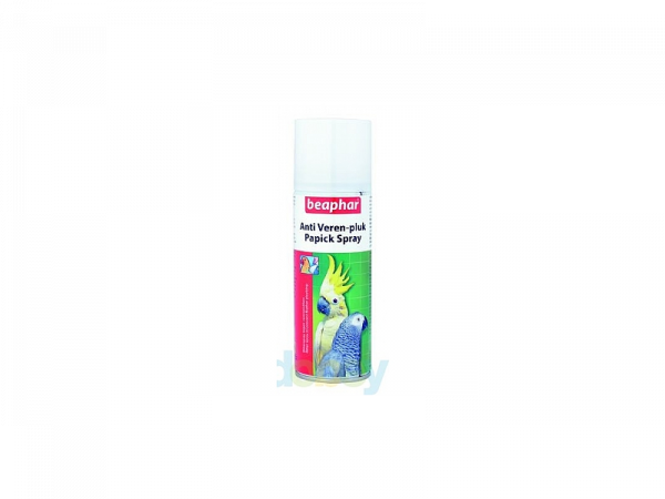 Beaphar Anti-Picage Plumes (Papick) Spray 200 ml