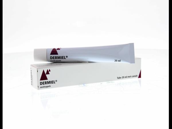 Dermiel Gouttes Auriculaire Applicateur 20 ml