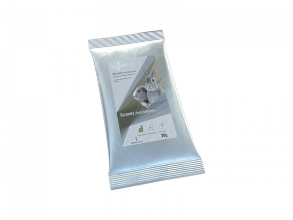Trovet RSH Recovery Voer Small Herbivores 10 x 20 gram