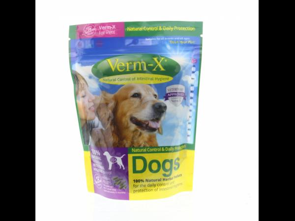 Verm-X Herbal Pellets Chien 200 grammes