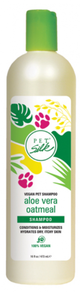 Pet Silk Aloe Vera Oatmeal Vegan