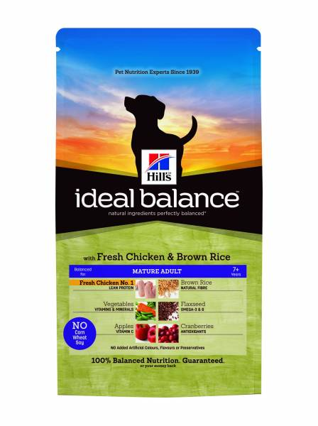 Hill's Ideal Balance Canine Mature Adult 2 kg