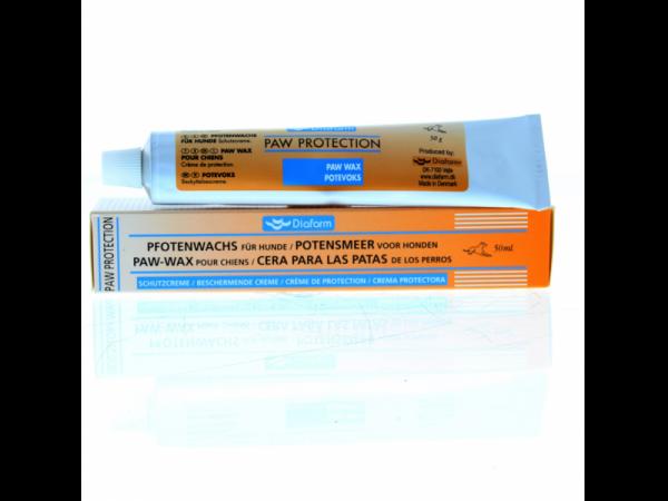 Diafarm Cire pour pattes Chien tube 50 grammes