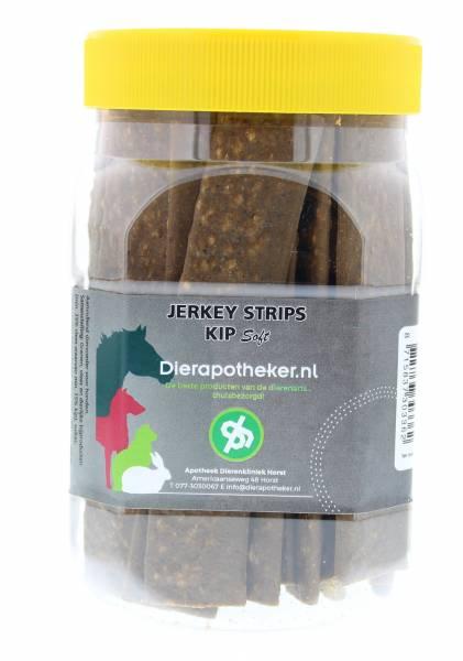 Jerkey Strips Poulet Soft Dierapotheker.nl 40 pièces