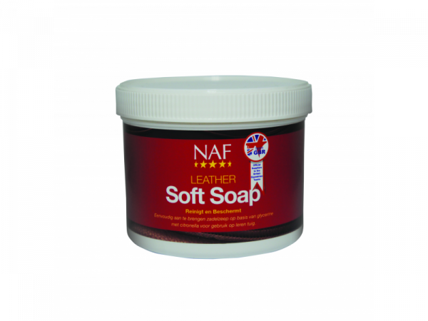NAF Leather Soft Soap 450 gram