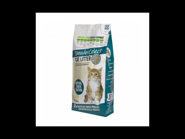 Breeder Celect litière pour chats 30 litres