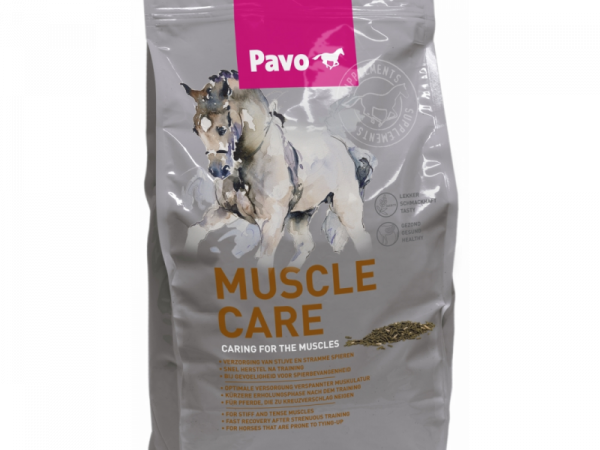 Pavo Musclecare 3 kg