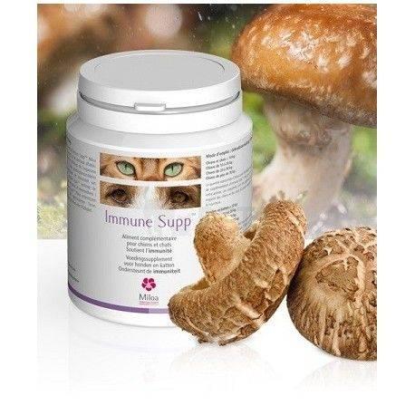 Immune Supp 30Cp Miloa