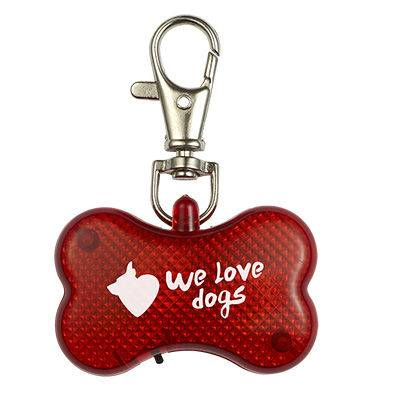 Lampe LED We Love Dogs 1 pièce