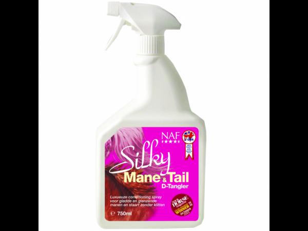 NAF Silky Mane en Tail D-Tangler Cheval