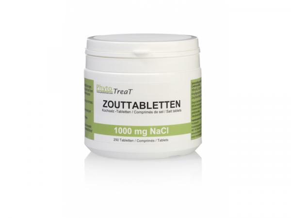 Phytotreat Comprimés de sel 1000 mg 250 Comprimés
