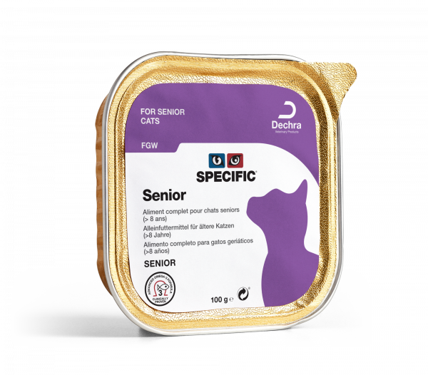 Specific fgw senior 7x100gr