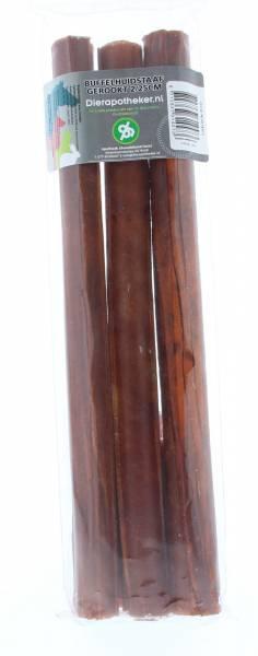 Bâton en peau de buffle Fumé 25 cm Dierapotheker.nl 3 pièces