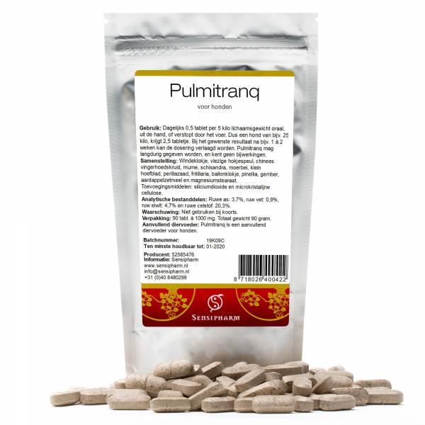 Sensipharm Pulmitranq Chien 90 comprimés