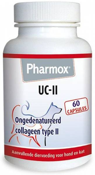 Pharmox UC-II Chien Chat 60 Capsules