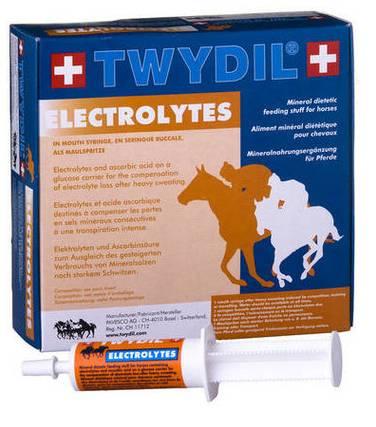 Twydil Electrolytes Pâte 10 seringues