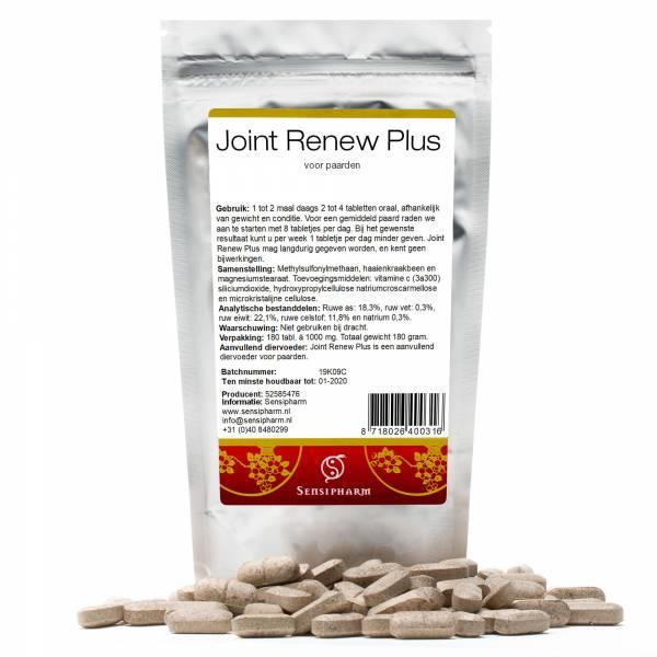 Sensipharm Joint Renew Plus Cheval