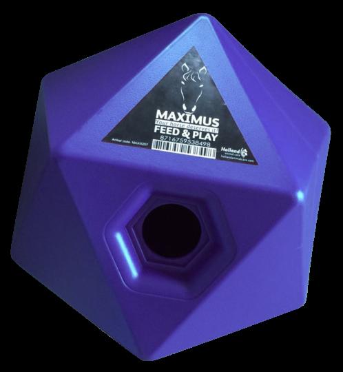 Maximus Feed & Play Alimentation Cube Cheval