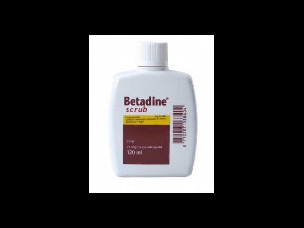 Betadine Scrub