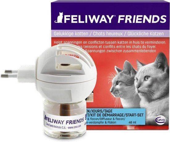Feliway Friends Recharge 48Ml