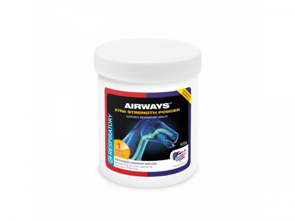 Airways Xtra Strength Powder Equine America 500 grammes