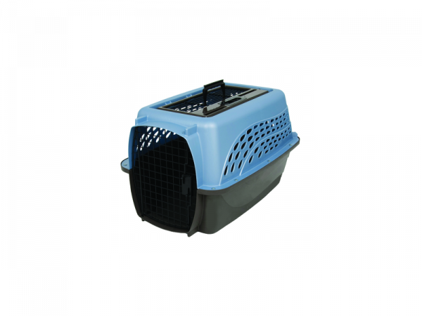 Petmate 2 Door Top Load Cage de Transport 61 cm