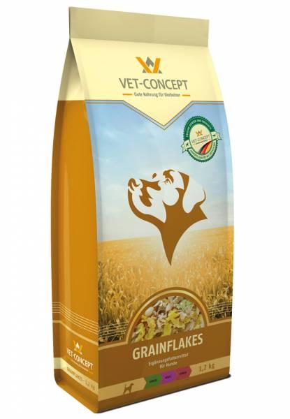 Vet-concept Grainflakes Chien 1.2 kg