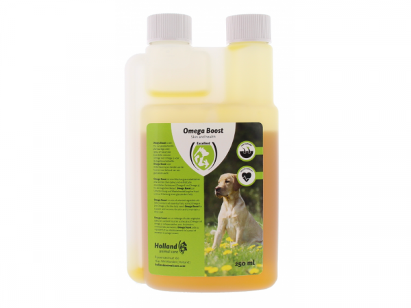 Omega Boost Chien et Chat 1 flacon 250 ml